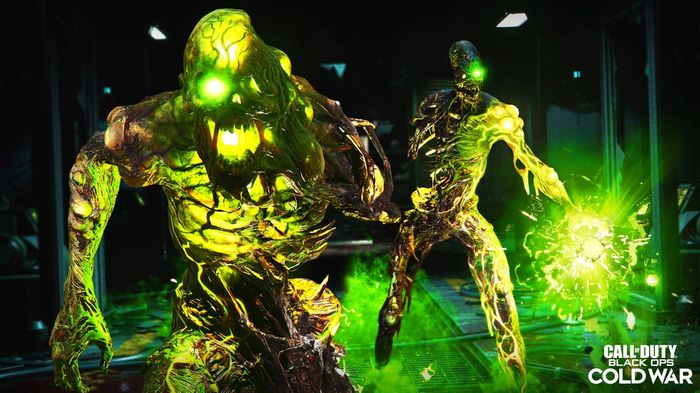 Black ops Cold War Zombies unified progression