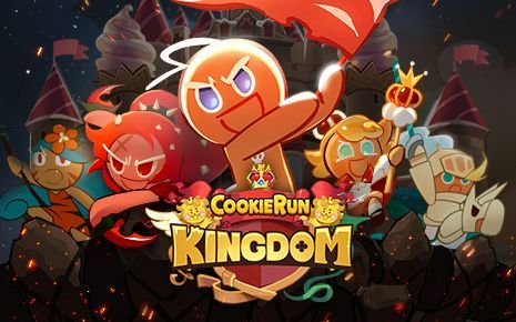 Every single Cookie Run Kingdom character got a new English voice update today.