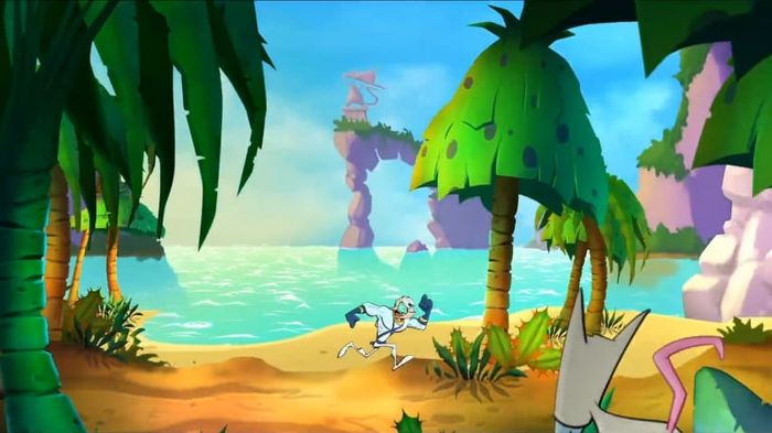 Amico Earthworm Jim screenshot