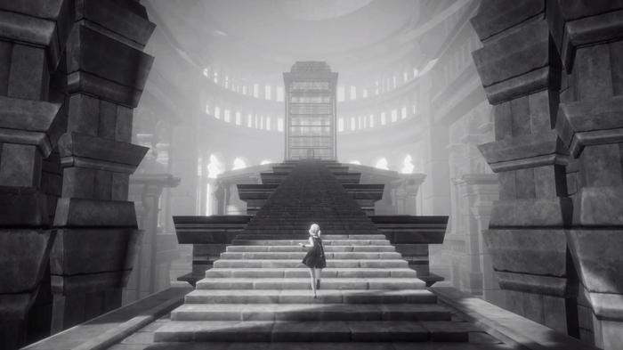 The Cage in Nier Reincarnation.