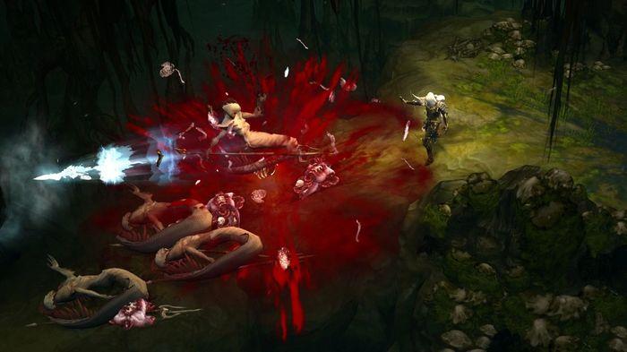 Diablo 3 Necromancer Screenshot