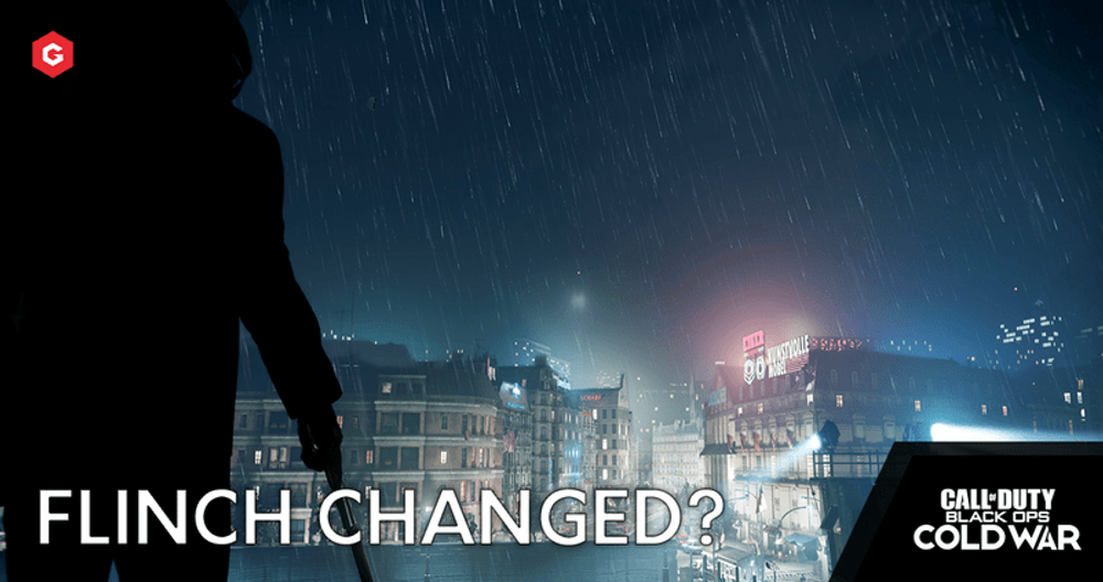 Black Ops Cold War: Damage Flinch Has Been Completely Changed
