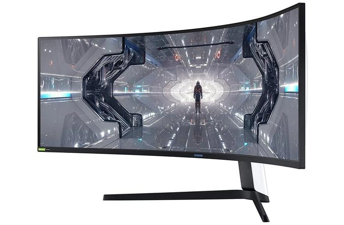 Curved Monitor Samsung 49 inch