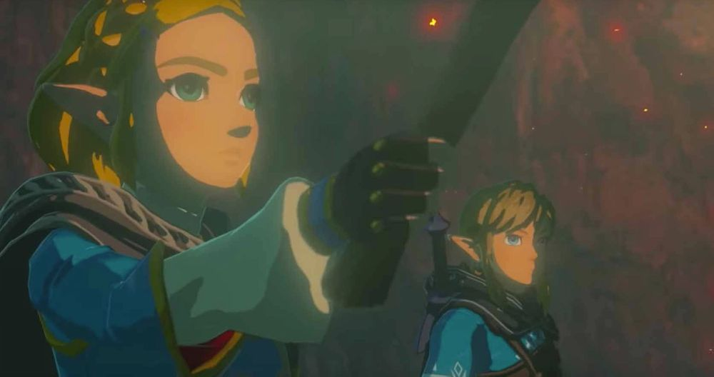Xbox Planned on Breath of the Wild 2 Releasing Holiday 2020