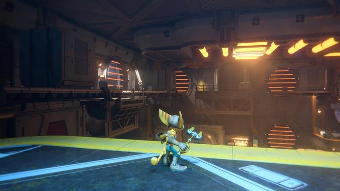 Ratchet and Clank Rift Apart Gold Bolt 3