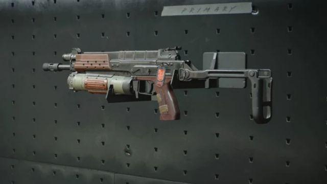 Bullfrog Warzone Best Weapon Season 3