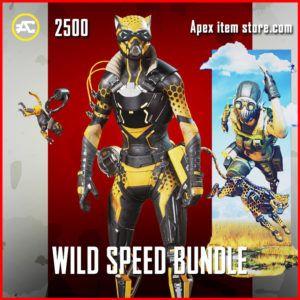 Apex Legends Wild Speed Bundle