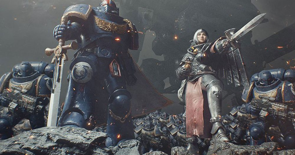 Mobile Strategy Title Warhammer 40k Lost Crusade Has Finally Launched in the US