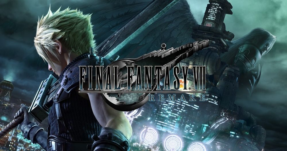 Final Fantasy VII Remake For PC Appears On Epic Games Store Database