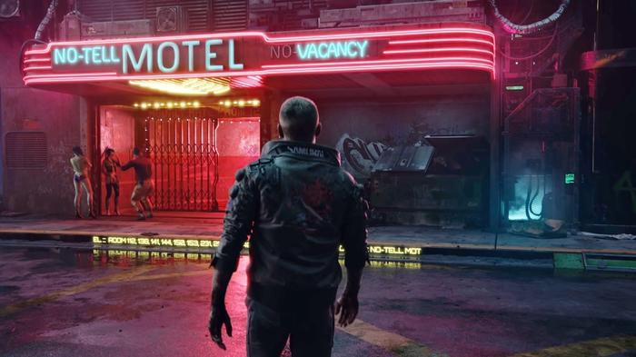 Cyberpunk 2077 Corpo