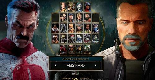 Ed Boon Shares His Thoughts On Invincible's Omni-Man As A Guest Fighter In Mortal Kombat 11