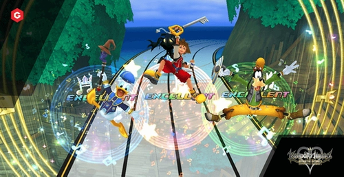 How to get A+++ in Kingdom Hearts Melody of Memory - All Stages Walkthrough