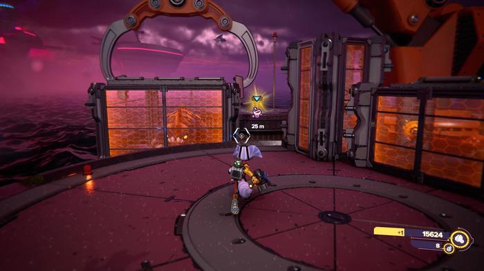 Ratchet and Clank Rift Apart Gold Bolt 24