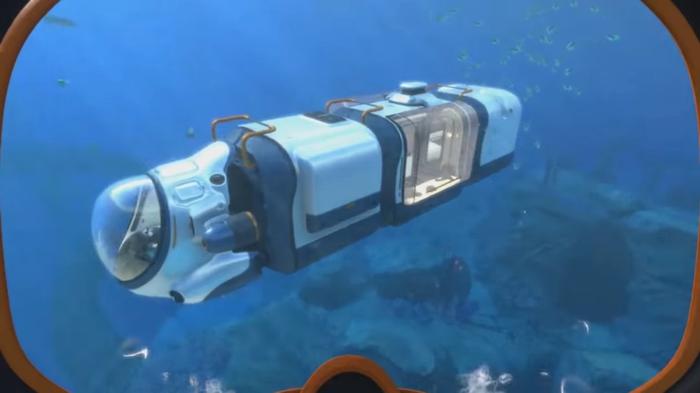 Subnautica Below Zero Seatruck modules