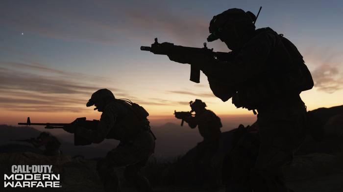 Modern Warfare permanent ban