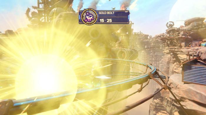 Ratchet and Clank Rift Apart Gold Bolt 17