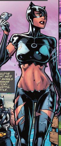 Batman/Fortnite: Zero Point Catwoman