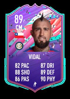 UPGRADES! Vidal can do ANYTHING!