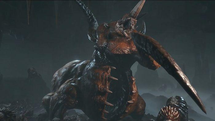 Diablo 2 Resurrected Duriel