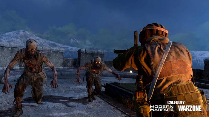 Warzone Zombies Royale