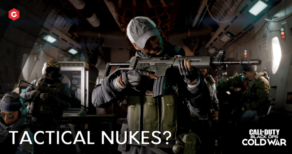 Is There A Nuke In Black Ops Cold War?