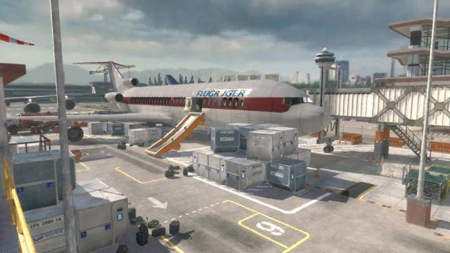 Terminal COD Vanguard