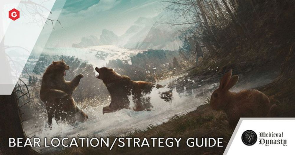 Medieval Dynasty: Bear Location And Strategy Guide