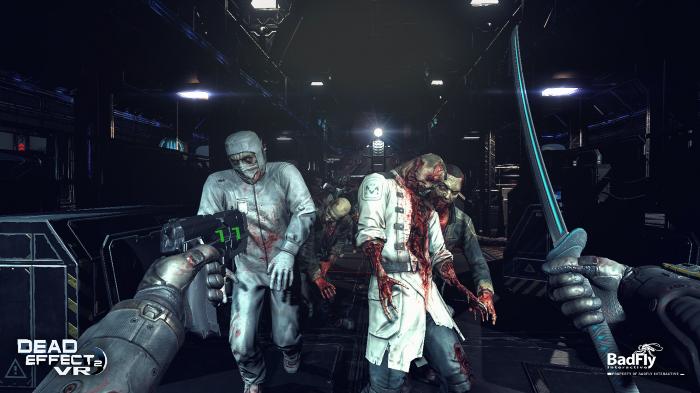 Screenshot from Dead Effect 2