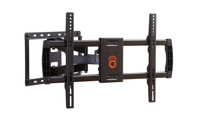 best TV mount Echogear, product image of a wall bracket with red logo
