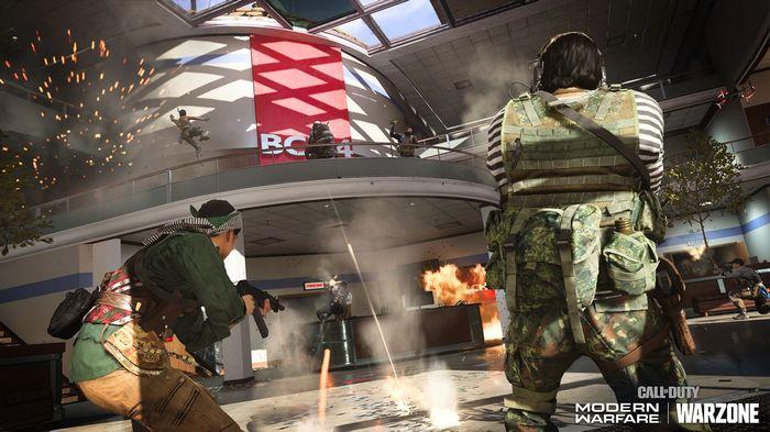 Broadcast Map Modern Warfare