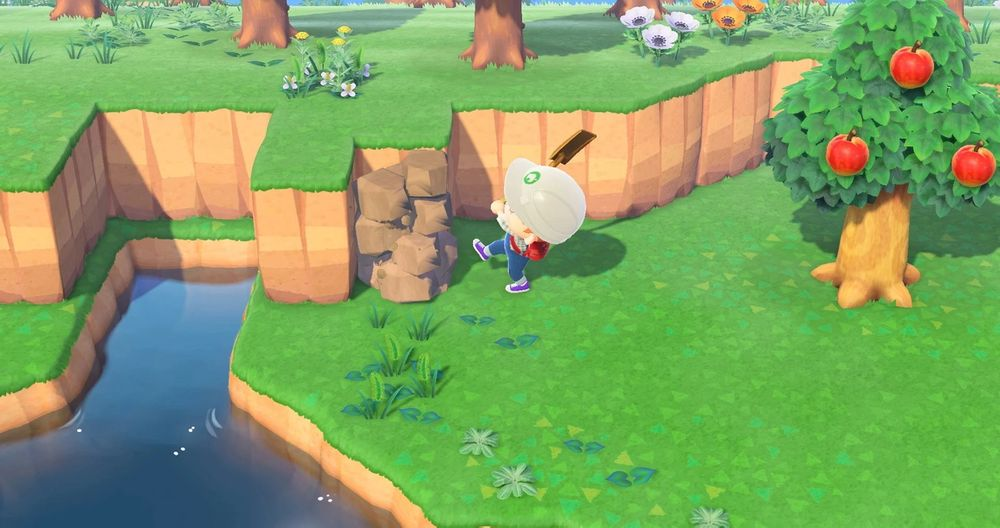 Animal Crossing New Horizons: How To Climb To The 4th Level Glitch