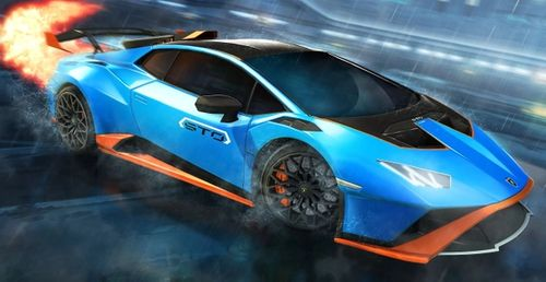 Rocket League: What If We Had Multiplayer Freeplay?