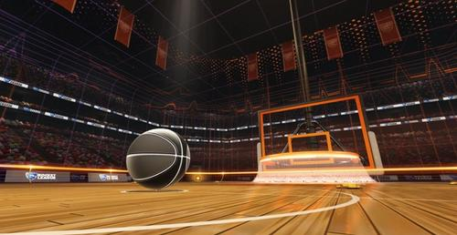 Rocket League: You Have To Watch Pros Against The Best Hoops Players