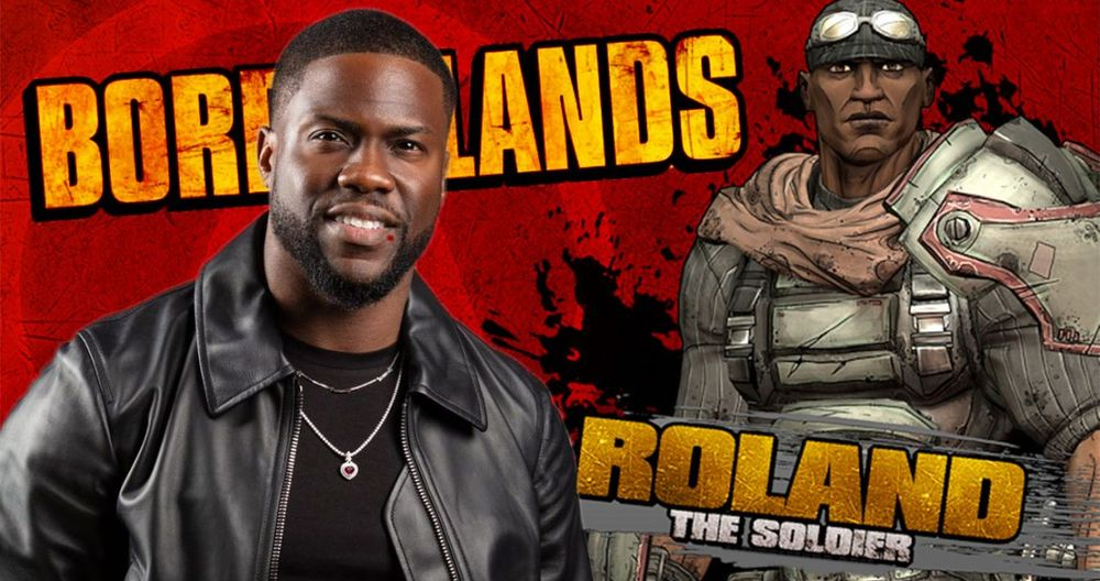 Borderlands Movie Will Be Faithful To The Game According To Kevin Hart