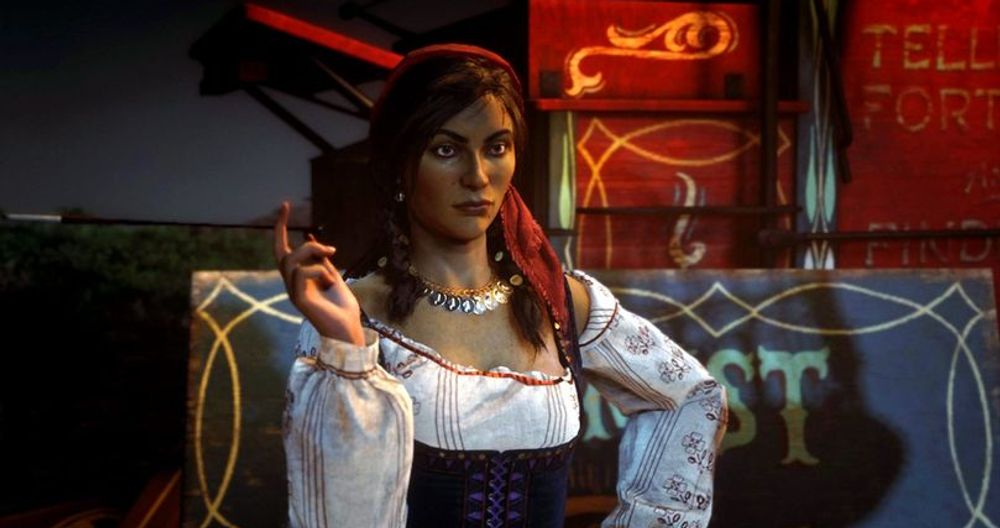 Where Is Madam Nazar In Red Dead Online