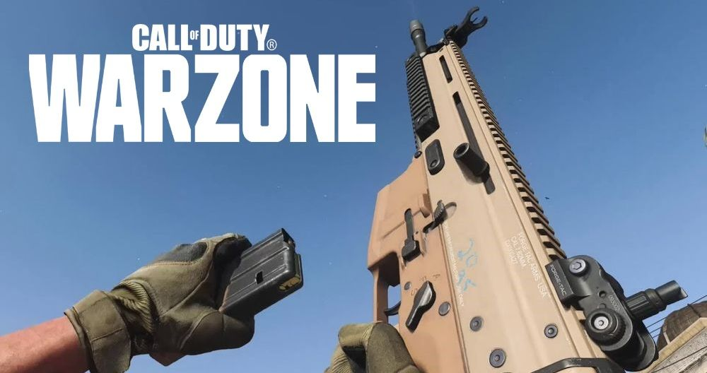 The Best FN Scar 17 Warzone Loadout For Season 4