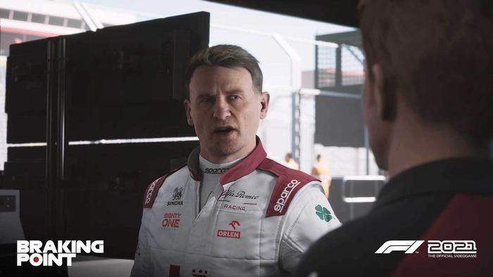 WHAT HAPPENED TO KIMI?: Akkerman is your highly established teammate