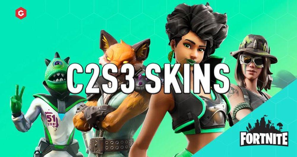 Fortnite Chapter 2 Season 3: Skins And Cosmetics