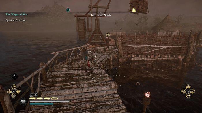 Assassins Creed Valhalla Wrath of the Druids DLC order target
