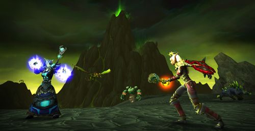 Blizzard Announce Burning Crusade Classic Arena Tournament