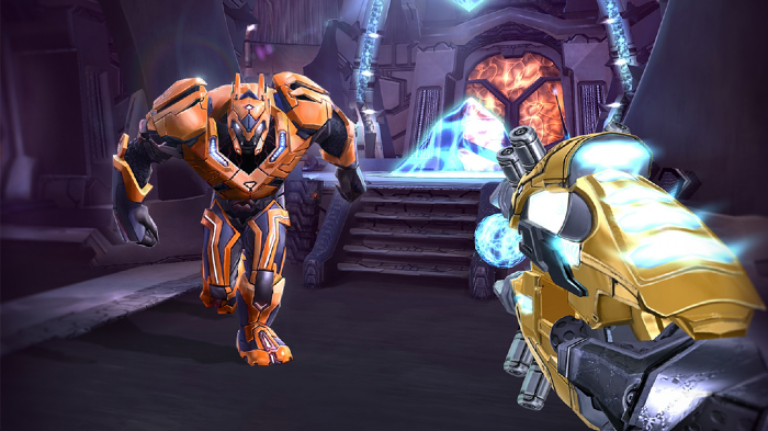 Screenshot from N.O.V.A. Legacy