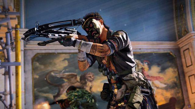 Warzone Crossbow Glitch Season 4