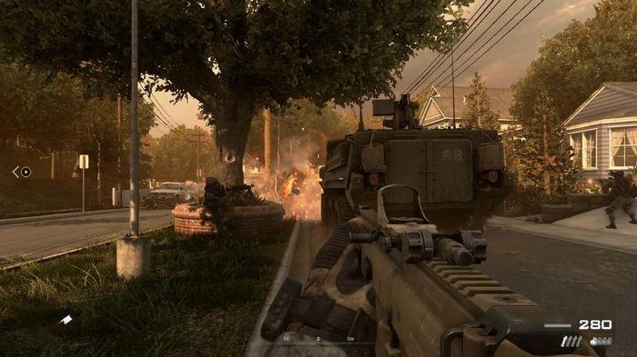 MW2 campaign remastered Exodus walkthrough