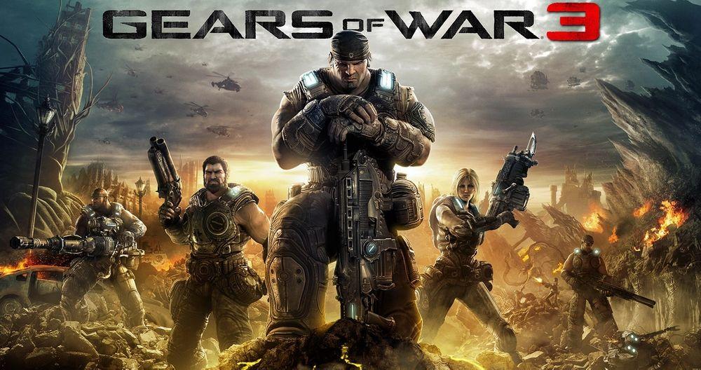 Gears Of War 3 PS3 Prototype Has Leaked