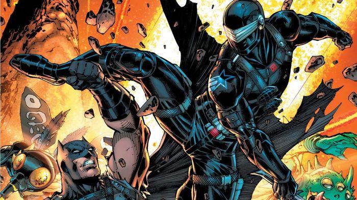 Batman/Fortnite: Zero Point image