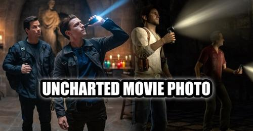 New Uncharted movie photo brings on fan criticisms on Twitter