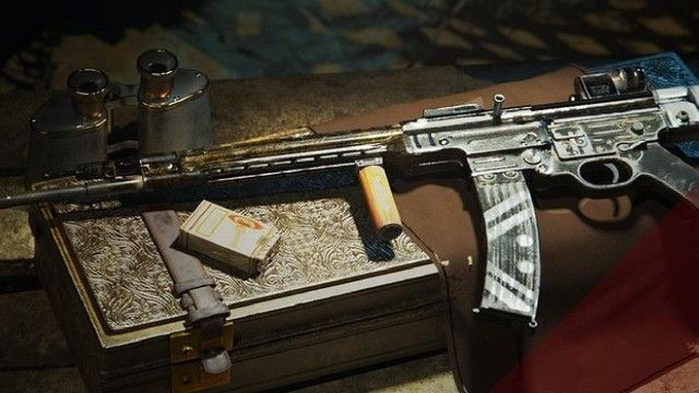Bonerattler STG 44 Vanguard Warzone Blueprint