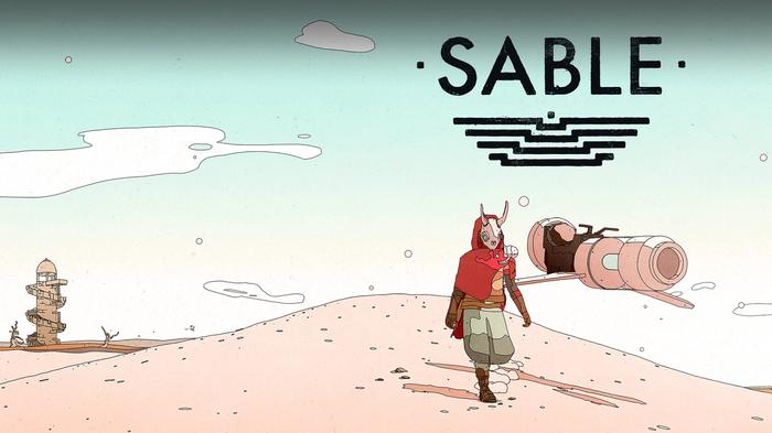 Sable keyart