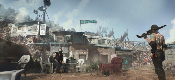Cyberpunk 2077 Nomads