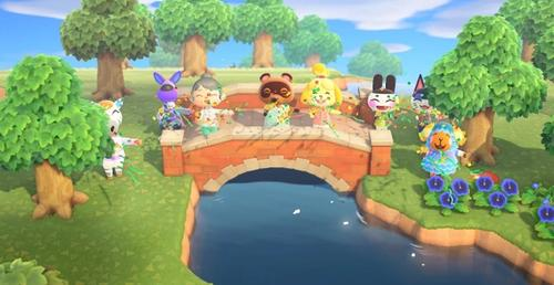 """Nintendo """"Absolutely"""" Has Further Animal Crossing: New Horizons Plans"""